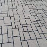 pavimento spruzzato