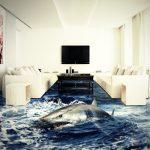 Pavimento 3d squalo