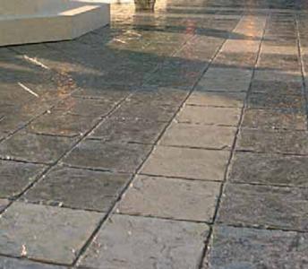Pavimento Stone Overlay